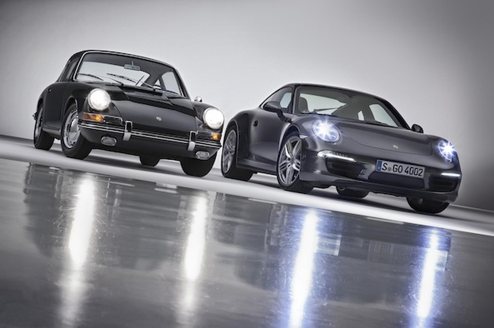 Wheels Wallpaper: 50 Years of Porsche 911