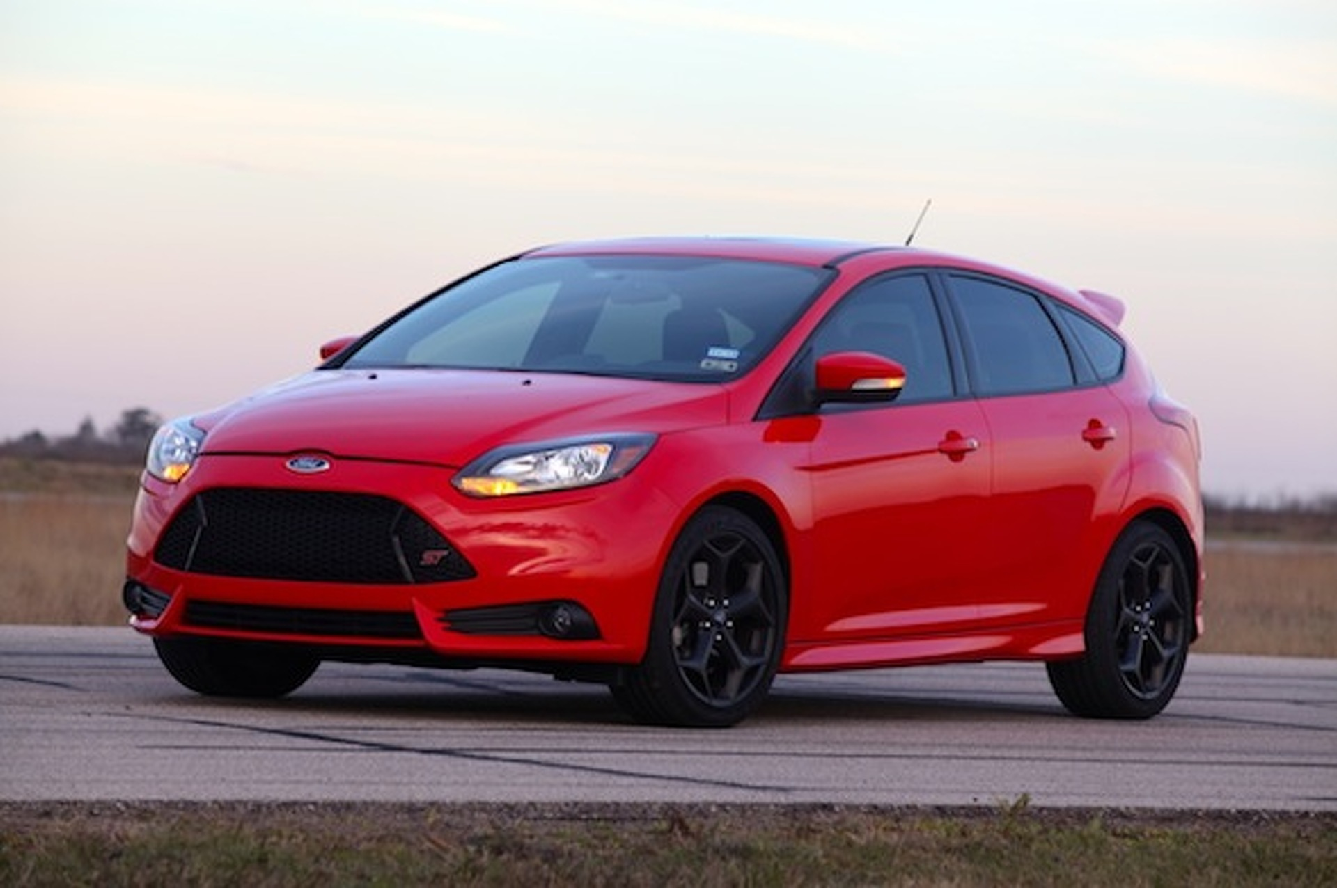 John Hennessey Tunes His Personal HPE300 Ford Focus ST [w/video]