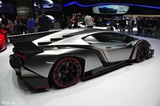 Bold Ride of the Week: Lamborghini Veneno