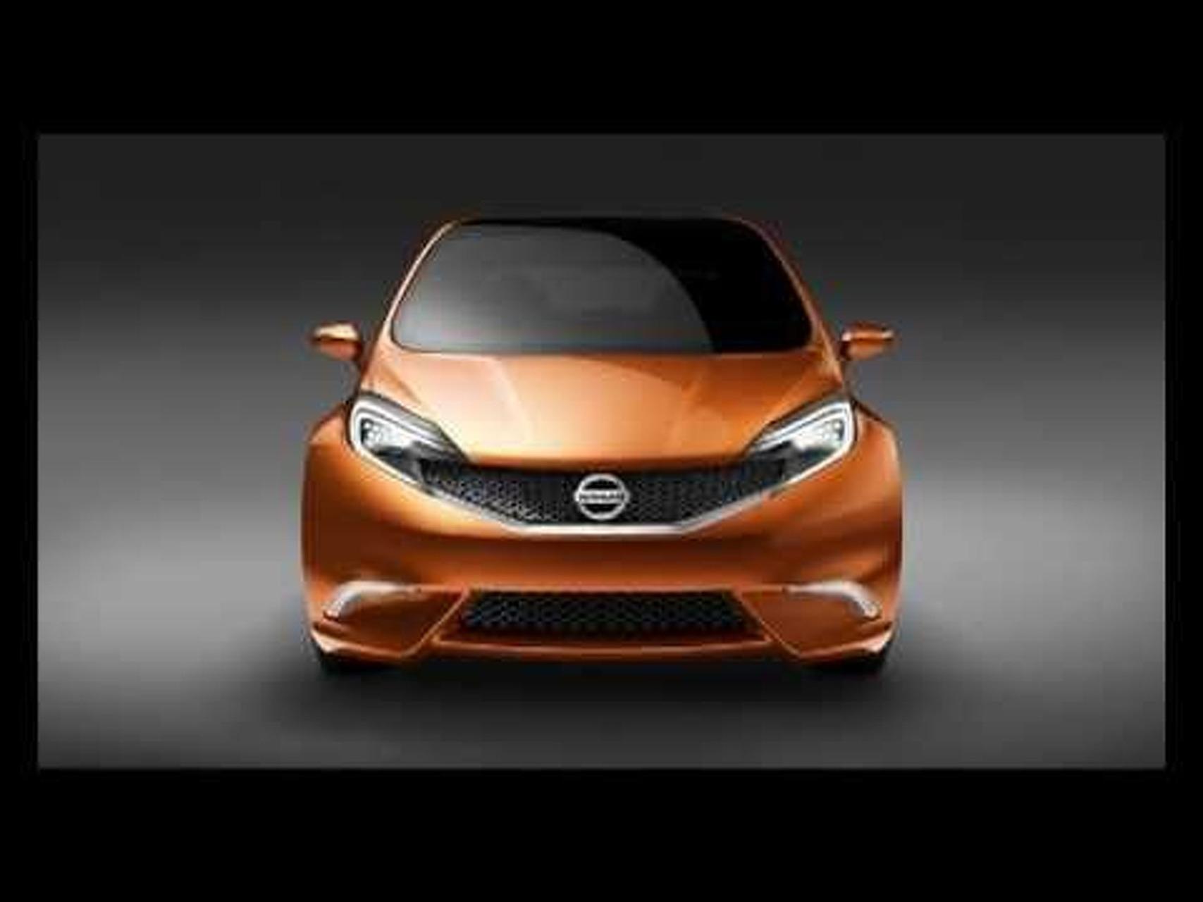 2012 Nissan Invitation Concept