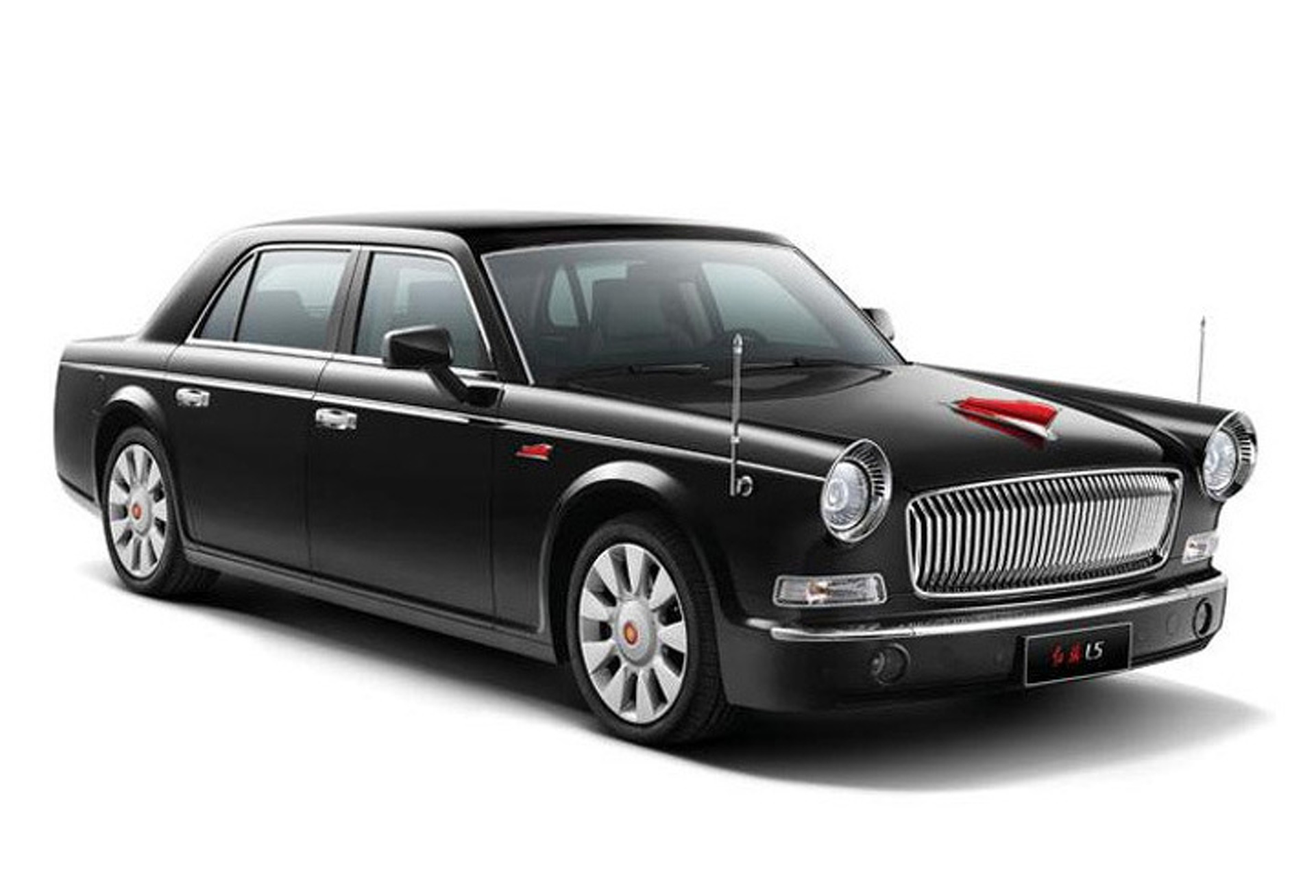 First Hongqi L5 Sold For $800,000 In Beijing