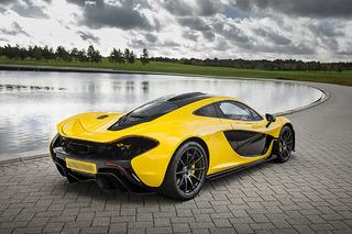 McLaren Officially Ends Production of the P1 Hypercar