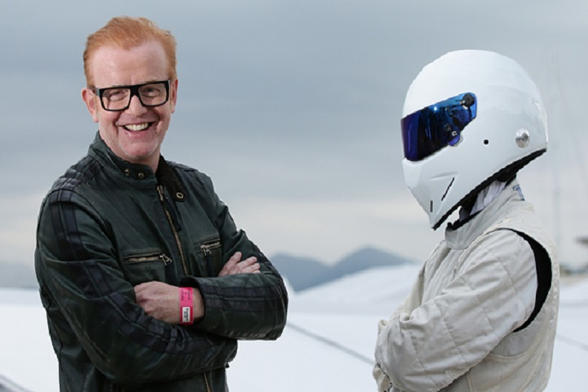 Top Gear Host Chris Evans Nearly Threw Up In An Audi R - Anaudi