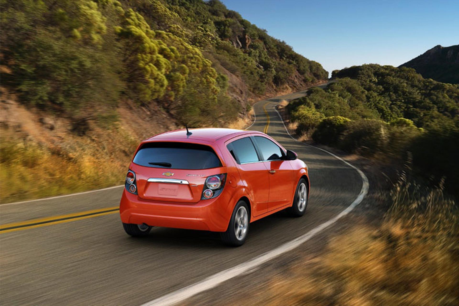 Is the Sonic EV GM's Response to the Tesla Model III?
