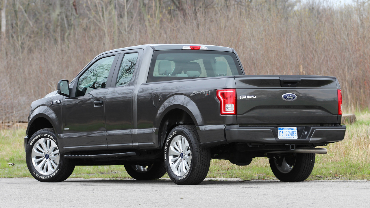Dodge Ram Towing Capacity >> Review: 2016 Ford F-150 XL 4x4