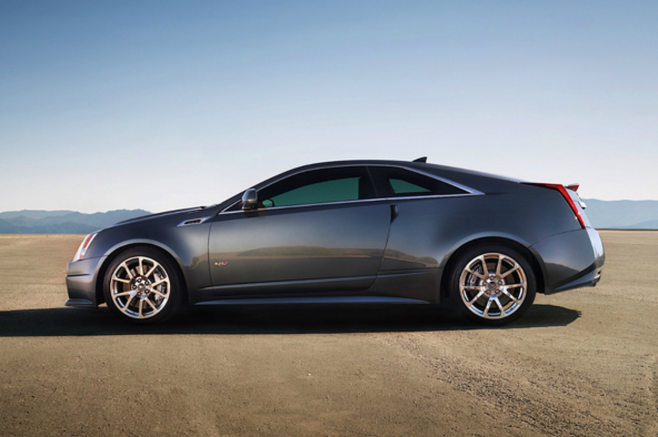 Review 2012 Cadillac Cts V Coupe