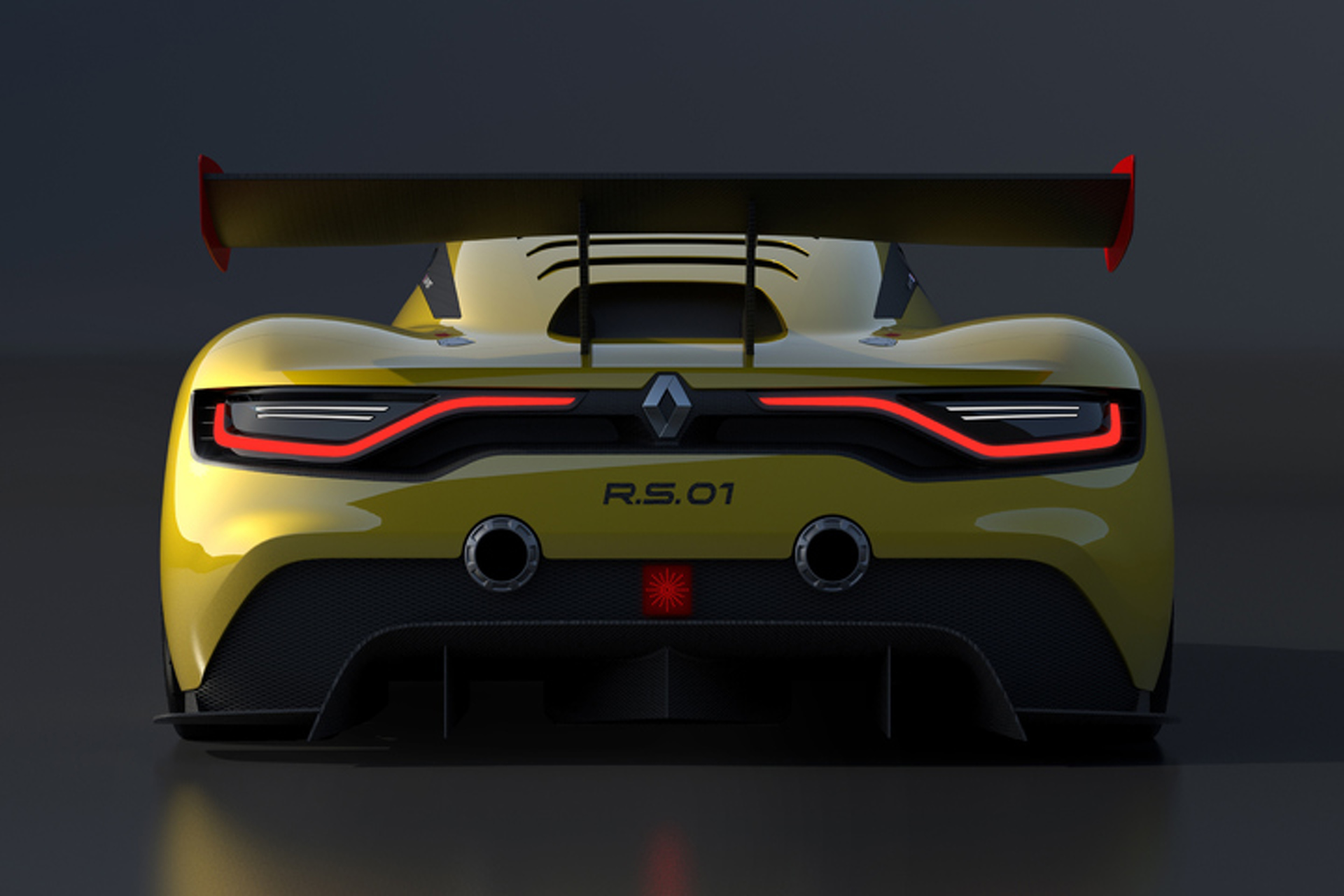 Renaultsport RS 01: The Racecar of Our Dreams