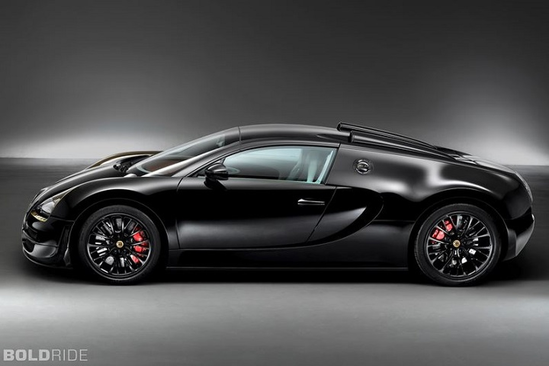 Bugatti Testing Three Possible Veyron Successors