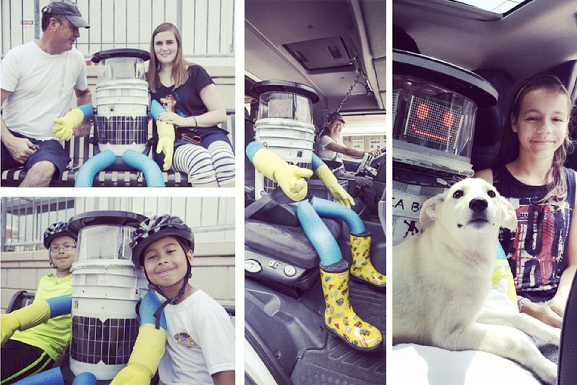 A Hitchhiking Robot is Making its Way Across Canada [w/Video]