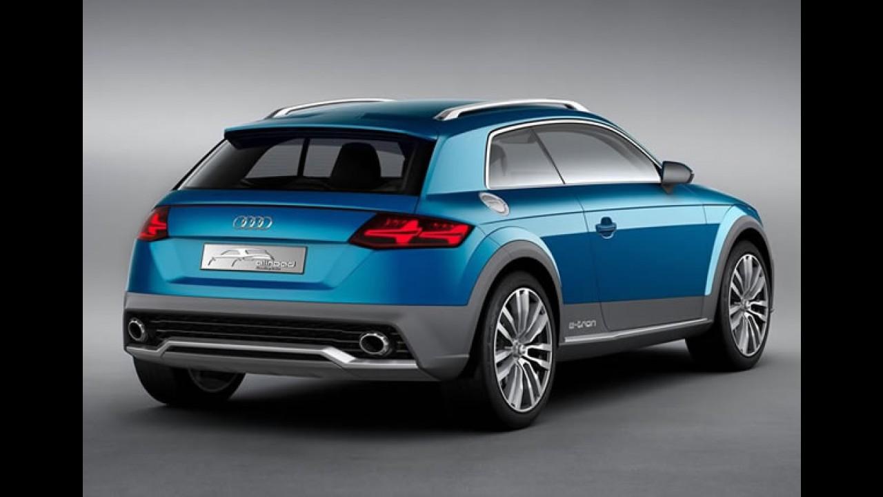 Audi revela futuro próximo com o conceito Allroad Shooting Brake