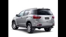 Isuzu revela nova geração do MU-X, primo japonês do Chevrolet Trailblazer