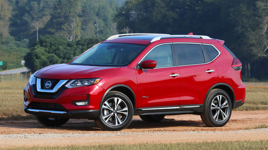 2017 Nissan Rogue Hybrid First Drive: Efficiency at the expense of cargo space