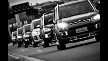 Citroën promove o Rali Raid 2CV pelo litoral do nordeste brasileiro