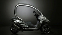 Peugeot HYmotion3 concept
