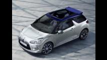 Citroën DS3 Cabrio é revelado oficialmente: Veja a galeria de fotos