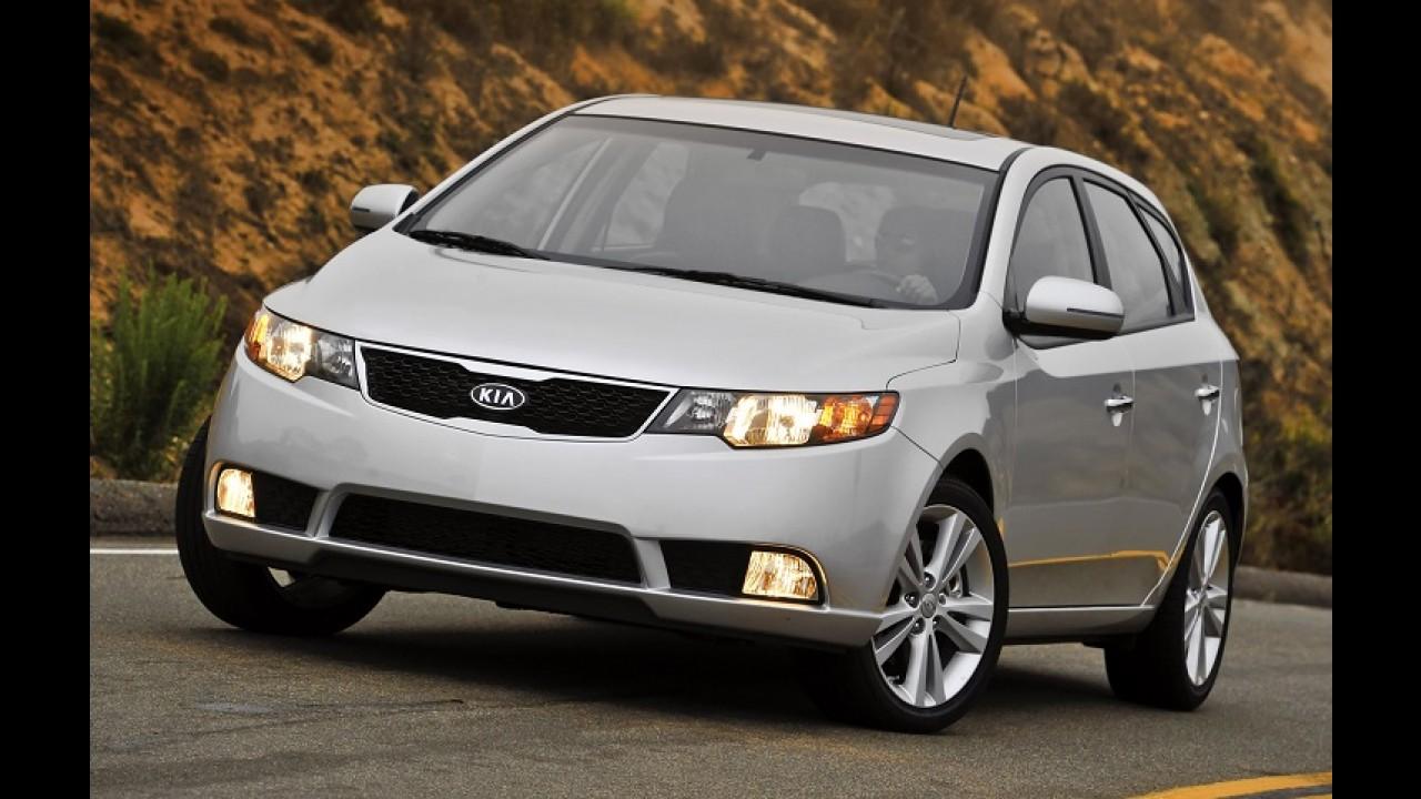 """Hyundai e Kia: divulgação de consumo """"otimista"""" gera prejuízo de US$ 395 milhões"""