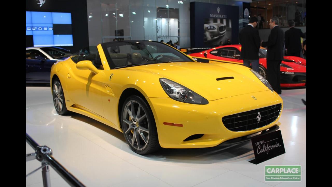 Galeria de Fotos: Ferrari no Salão do Automóvel 2010