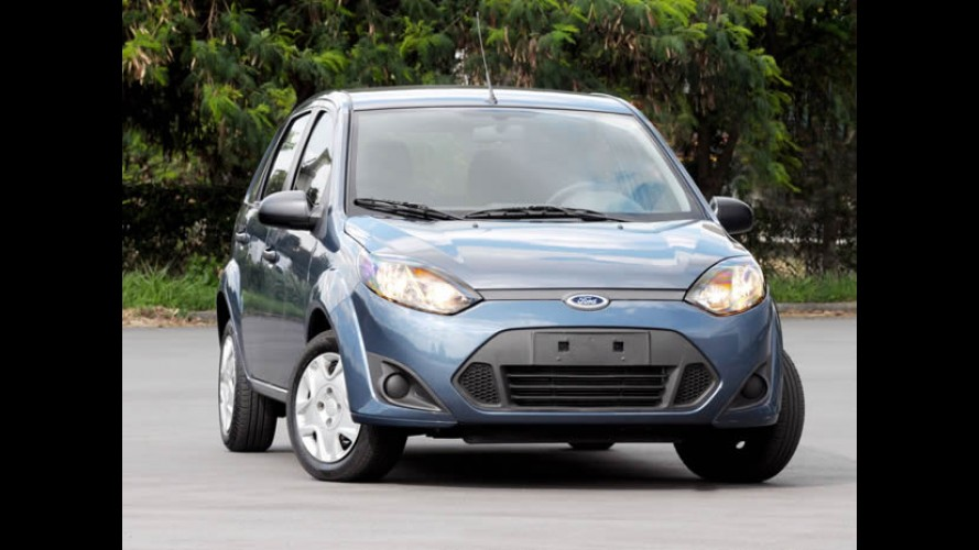 Ford lança o Fiesta 2011 com preço inicial de R$ 29.900 - Veja fotos