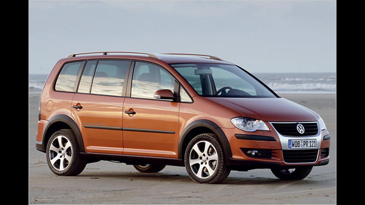 VW CrossTouran 1.9 TDI 7-Gang-DSG DPF