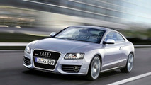 Audi RS5 rendering