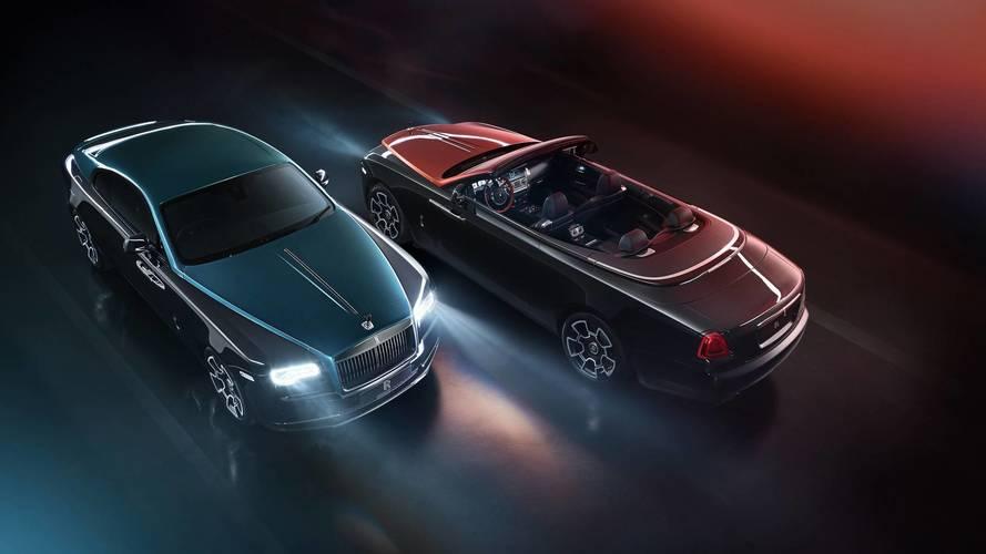 Rolls-Royce Adamas Koleksiyonu