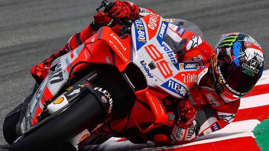Tremenda demostración de fuerza de Lorenzo en el GP de Catalunya de MotoGP