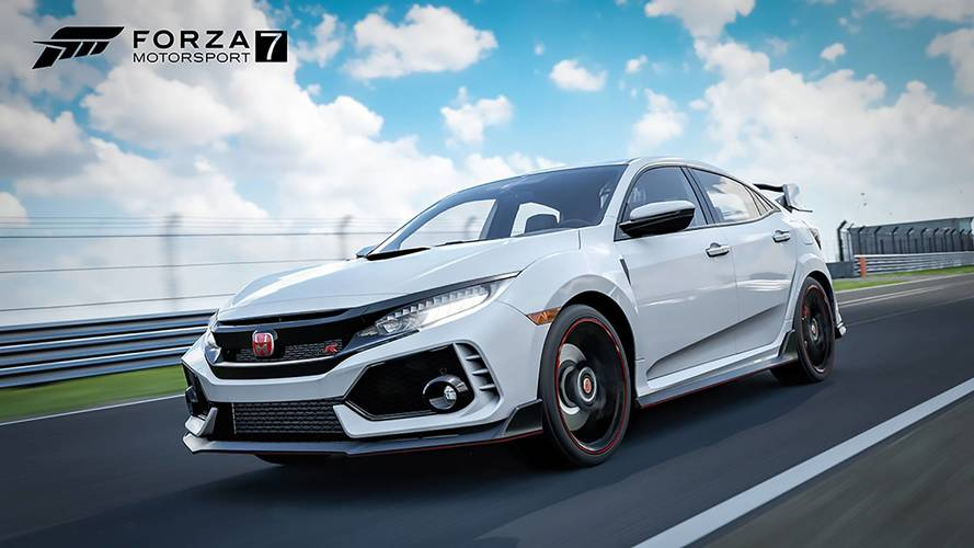 Honda Civic Type R Joins Forza Motorsport 7 For Free