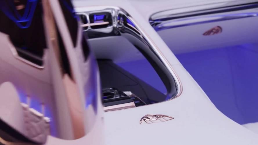 Mercedes-Maybach annonce un véhicule au