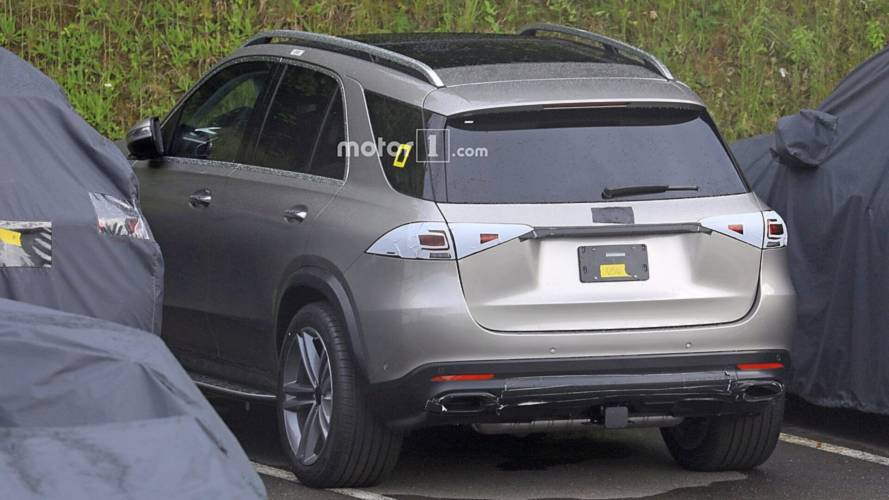 2019 Mercedes GLE: This Is (Most Of) It
