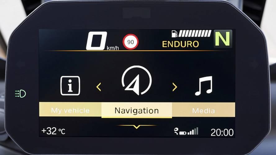 BMW Motorrad lança sistema GPS para motos no Brasil