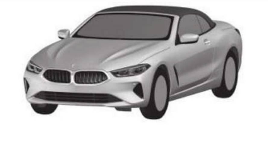 Les BMW Série 8 Gran Coupé et cabriolet pointent le bout de leur nez