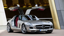2010 Mercedes-Benz SLS AMG Gullwing - hi res