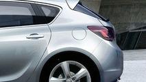 2010 Opel Astra 5dr Hatchback