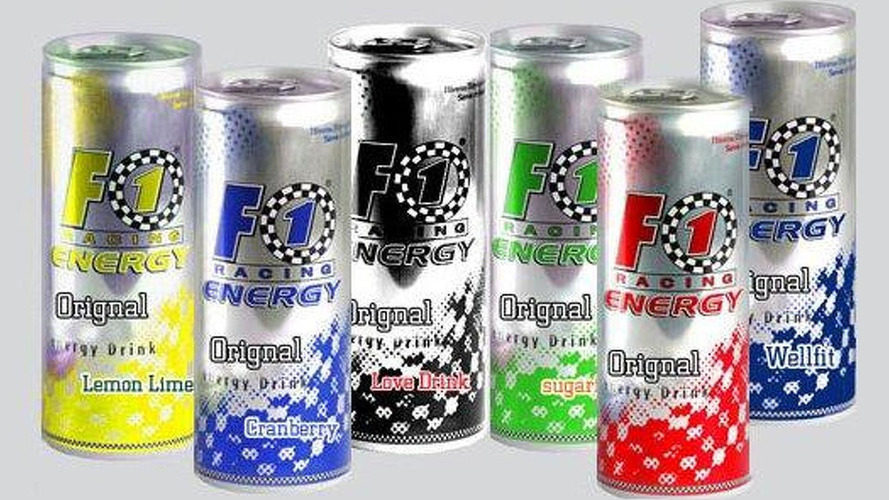 Sport suing beverage maker for 'F1 Racing' drink