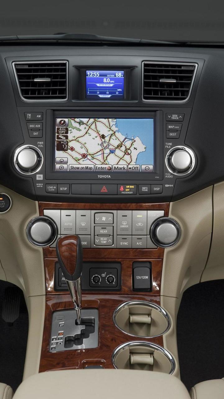 Toyota Хайлендер 2011