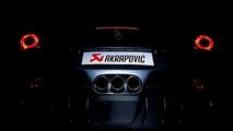 Akrapovic exhaust for Ferrari 458 Italia 04.11.2010
