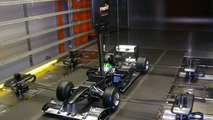 Lotus F1 Racing Wind Tunnel Model C