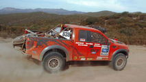 Ford F-150 SVT Raptor R race truck
