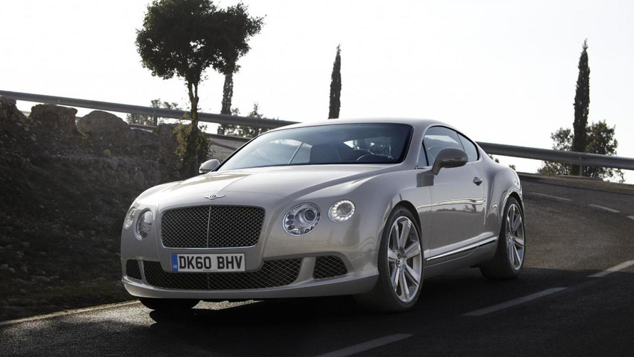 New Bentley V8 engine to get turbos