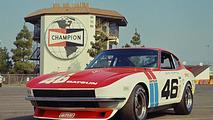 BRE 240Z Orange County Raceway 1972, 05.05.2010