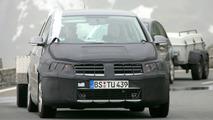 VW Golf Facelift Spied in Switzerland
