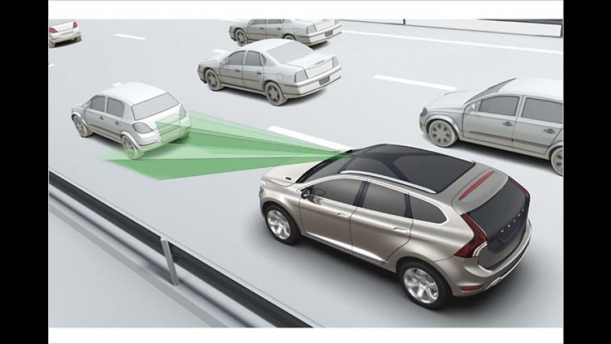 Volvo WHIPS: Schleudertrauma-Schutz seit zehn Jahren