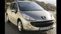 Der neue Peugeot 207