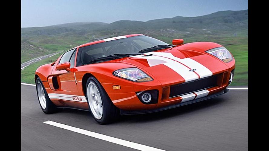 Ford GT: Erstes Serienexemplar des Sportlers ausgeliefert