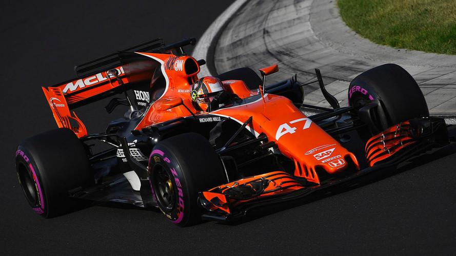 McLaren impresionado con el test de Norris