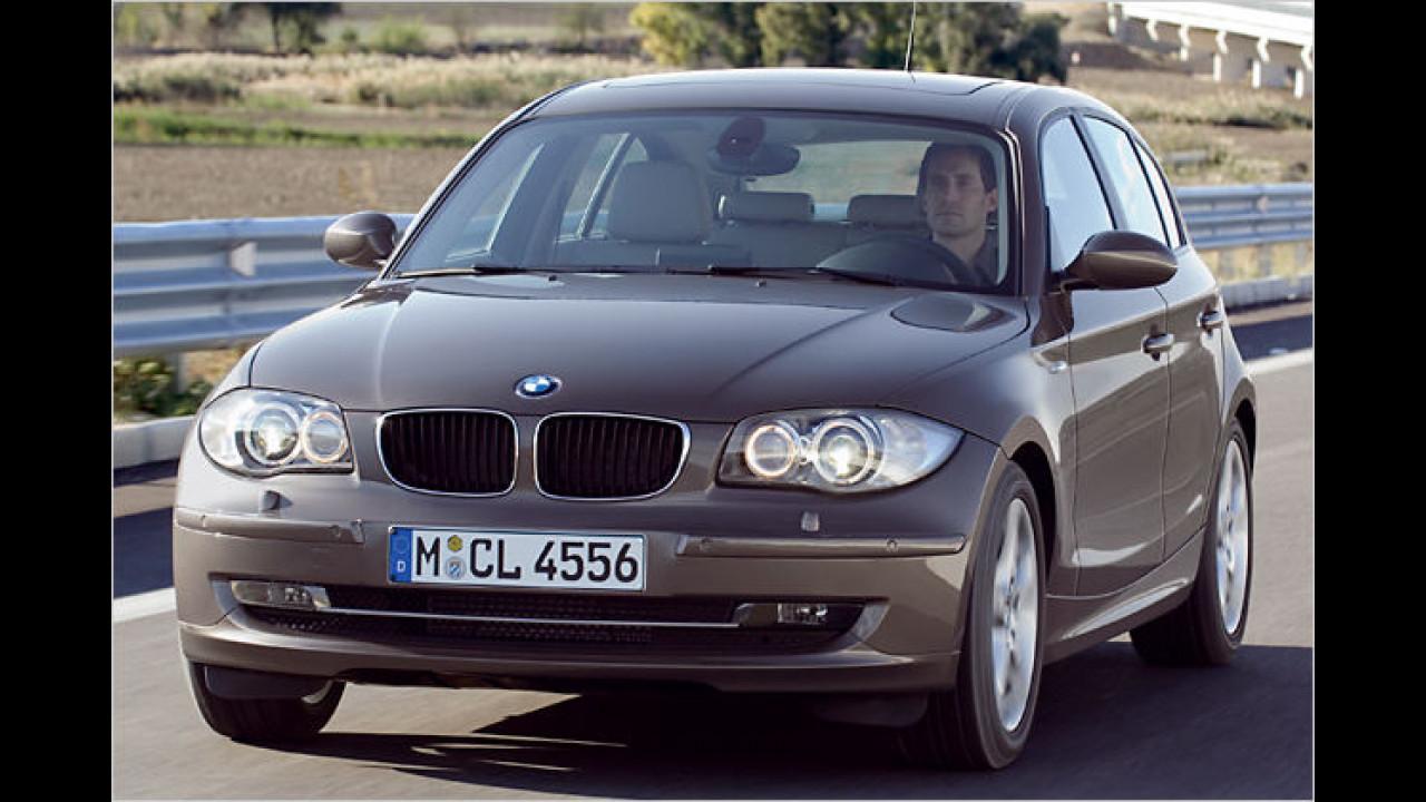 Wertbeständige BMWs