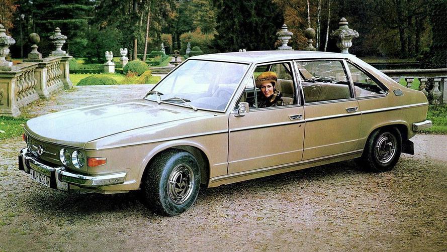 Soviet Bloc Cars Were Weird: Tatra 613