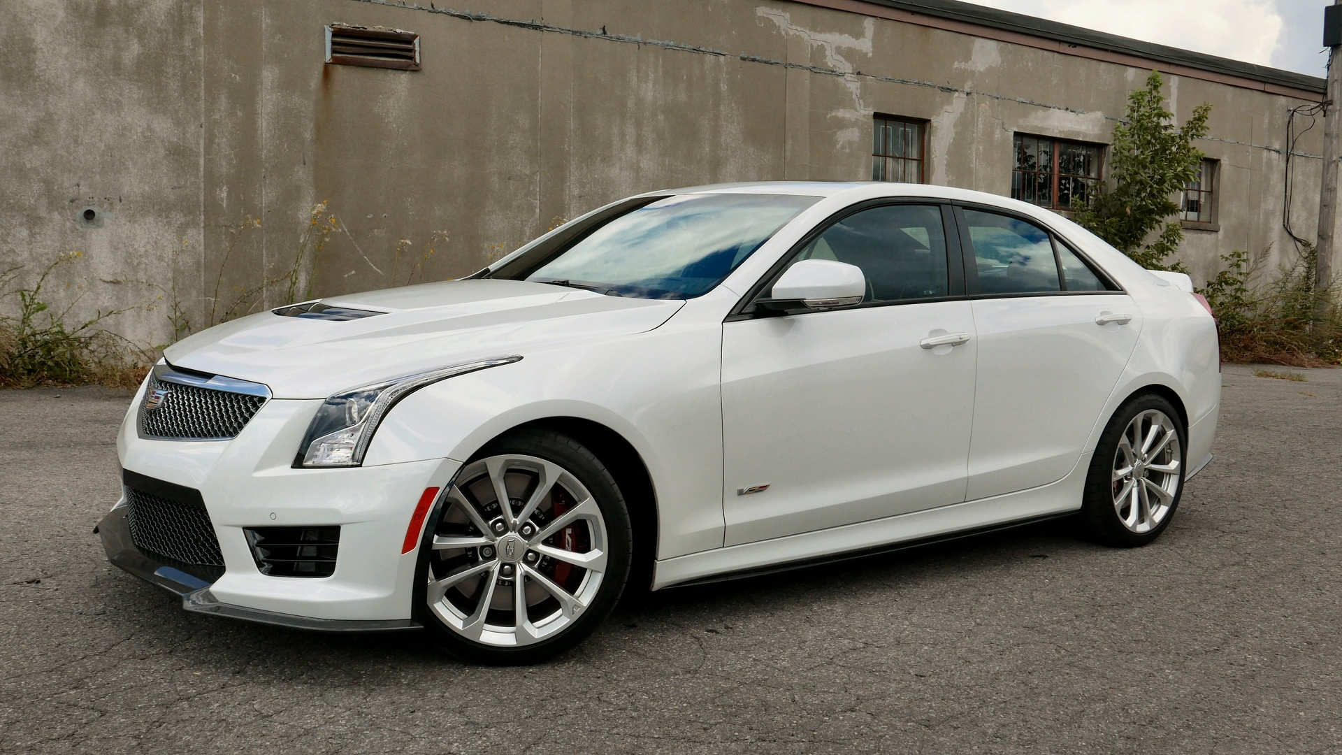 review 2016 cadillac ats v sedan. Black Bedroom Furniture Sets. Home Design Ideas