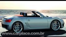 Salão de Detroit: Volkswagen apresenta o belo BlueSport Roadster Concept