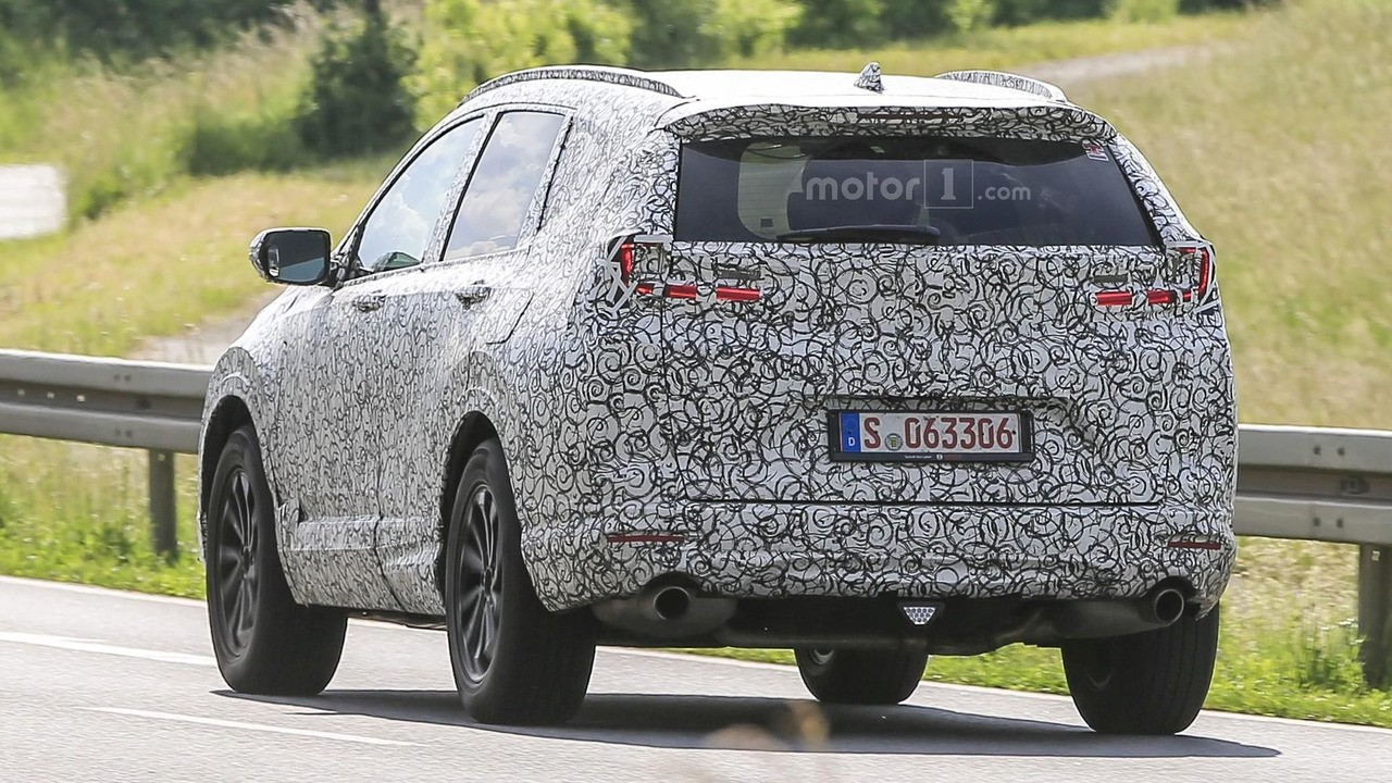 Yeni Honda CR-V Almanya'da görüldü
